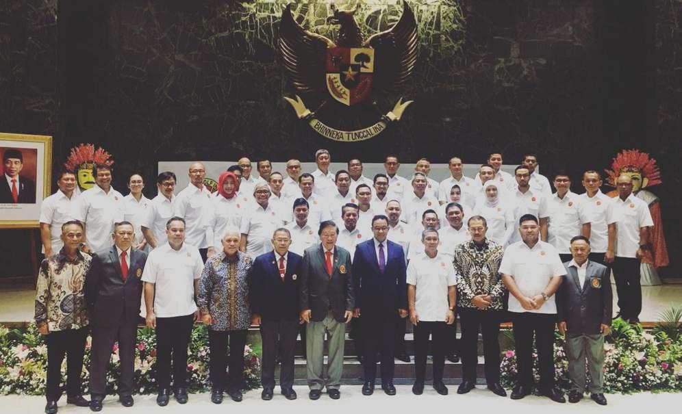 Pelantikan Ketua Umum PGI DKI Jaya
