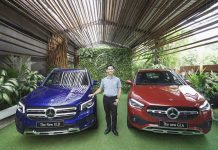Mercedes-Benz New GLA dan New GLB