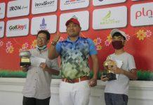 juara Iron Card